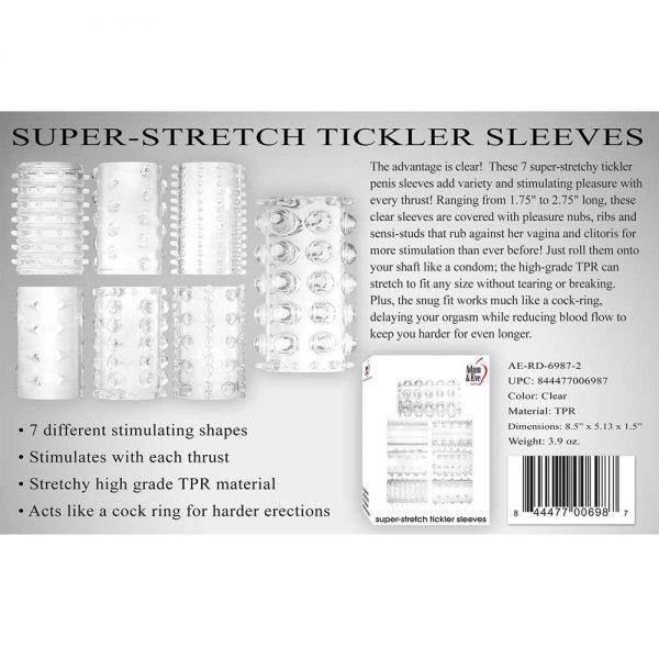 Super Stretch Tickler caracteristici