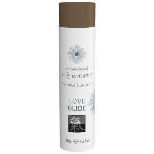 Love Glide Body Sensation lubrifiant din silicon