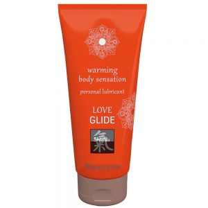 Love Glide Body Sensation lubrifiant pe baza de apa 100 ml