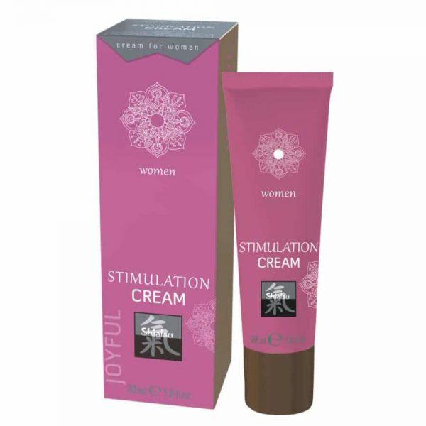 Stimulation Cream Joyful crema stimulatoare pentru femei