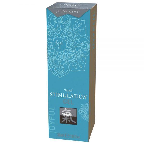 stimulation gel shiatsu ambalaj