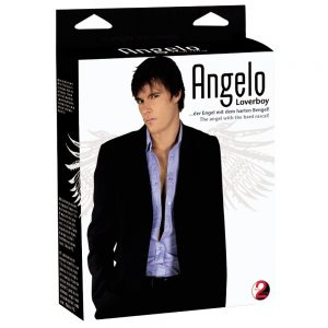 angelo loverboy papusa masculina