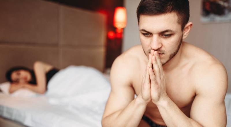 erecție proastă și cauzele acesteia