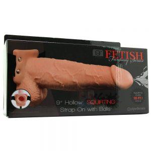 Fetish Fantasy Hollow Squirting flesh