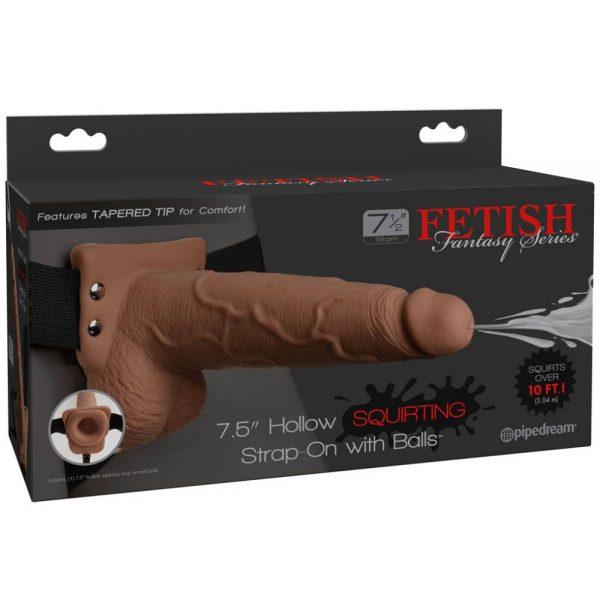 fetish fantasy hollow squirting ambalaj