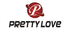 pretty love logo