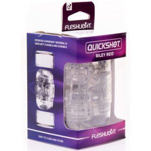 Quickshot Riley Reid masturbator transparent