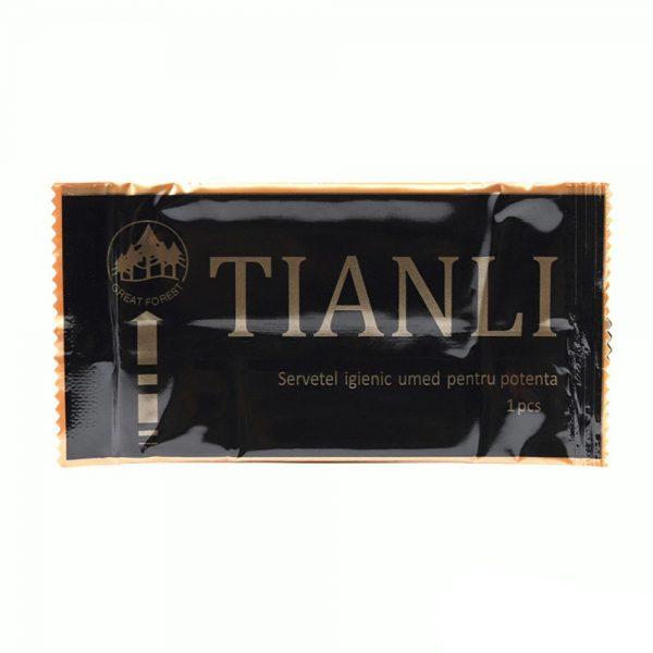 tianli servetel umed pentru erectie