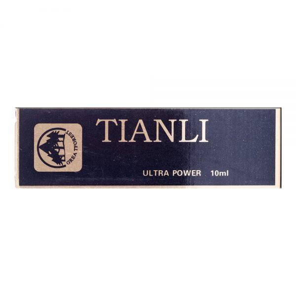 tianli spray ultra power ambalaj