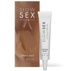 Slow Sex Clitoral Balm ambalaj