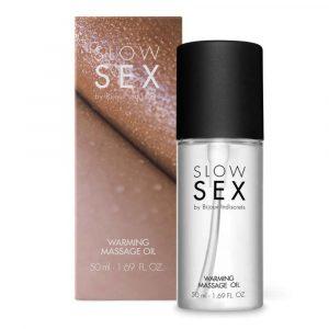 Slow Sex ulei de masaj